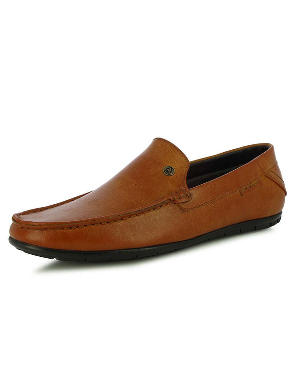 Alberto Torresi Neuss Tan Men's Loafers