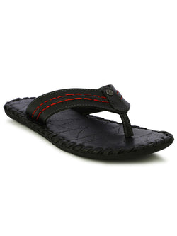 Carlos T-Strap Men's Slippers