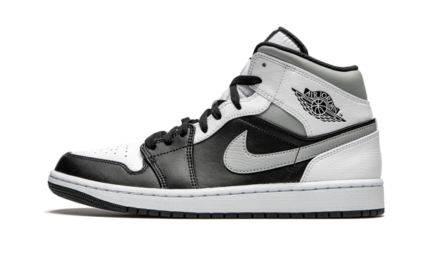"Air Jordan 1 Mid ""White Shadow"" - 554724 073 