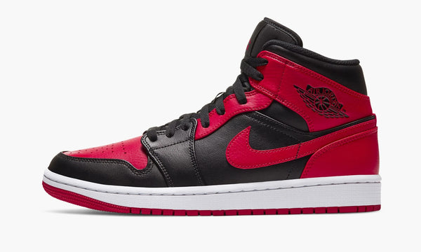 "Air Jordan 1 Mid ""Banned 2020"" - 554724 074"