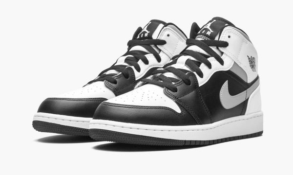 "Air Jordan 1 Mid GS ""White Shadow"" - 554725 073"