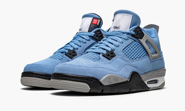 "Air Jordan 4 Retro GS ""University Blue"" - 408452 400"