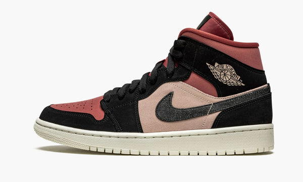 "Air Jordan 1 Mid WMNS ""Canyon Rust"" - BQ6472 202"