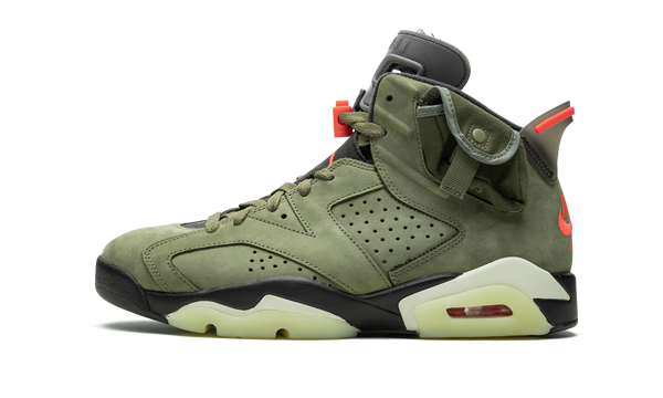 "Air Jordan 6 Retro ""Cactus Jack - Travis Scott"" - CN1084 200 - 2019"
