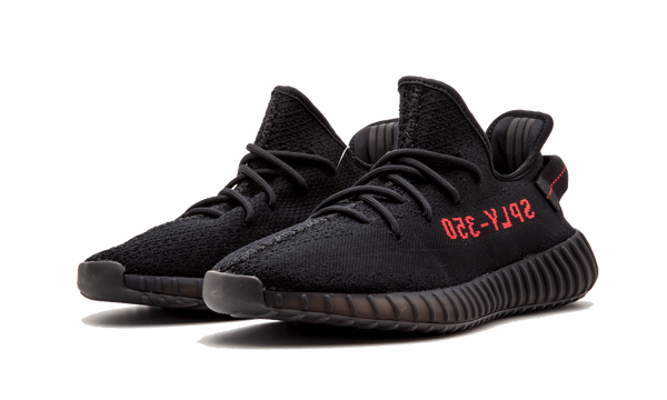 "Yeezy Boost 350 V2 ""Black/Red"" - CP9652 - 2017"