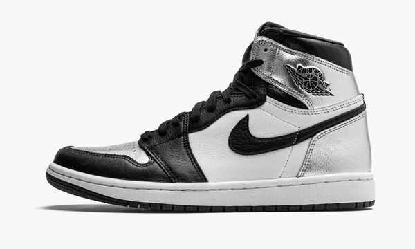 "Air Jordan 1 Retro High OG WMNS ""Silver Toe"" - CD0461 001"