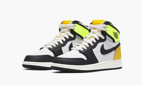 "Air Jordan 1 Retro High OG GS ""Volt Gold"" - 575441 118"