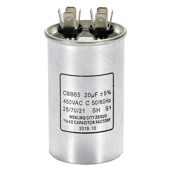 Capacitor Marcha 450 x 10 MFD
