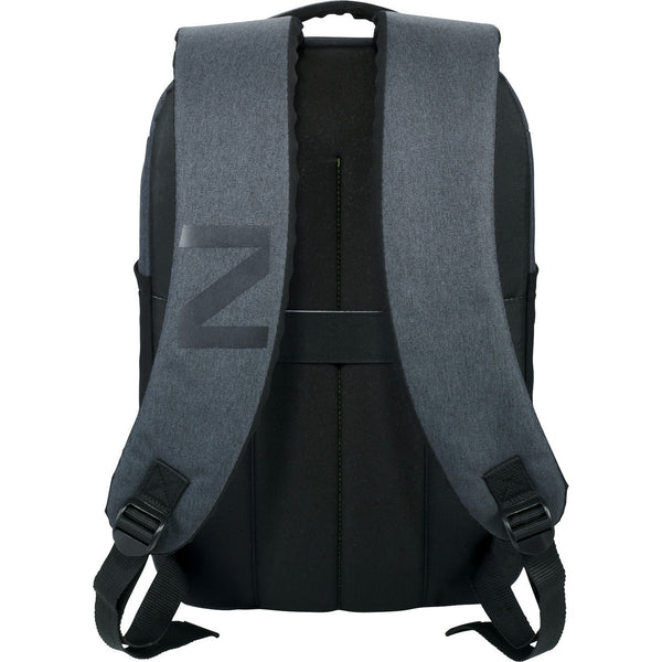 "Zoom Power Stretch 15.6"" Computer Backpack"