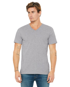 Bella + Canvas 3005 Short Sleeve V-Neck T-Shirt
