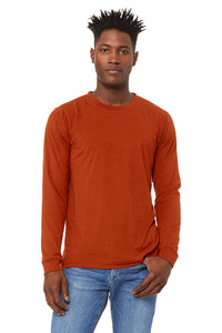 BELLA + CANVAS Unisex Jersey Long Sleeve Tee 3501
