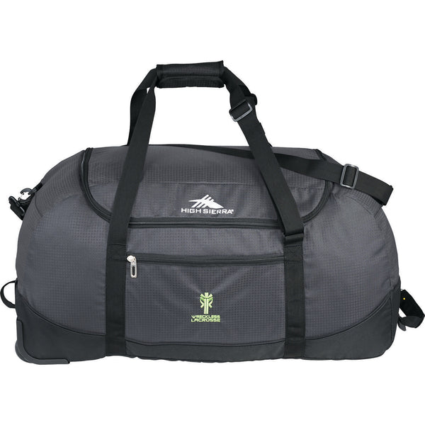 "High Sierra Packable 30"" Wheel-N-Go Duffel Bag"