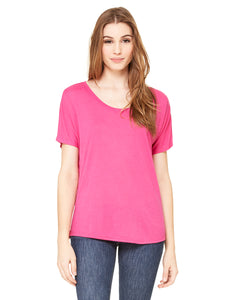 Bella + Canvas 8816 Ladies' Slouchy T-Shirt