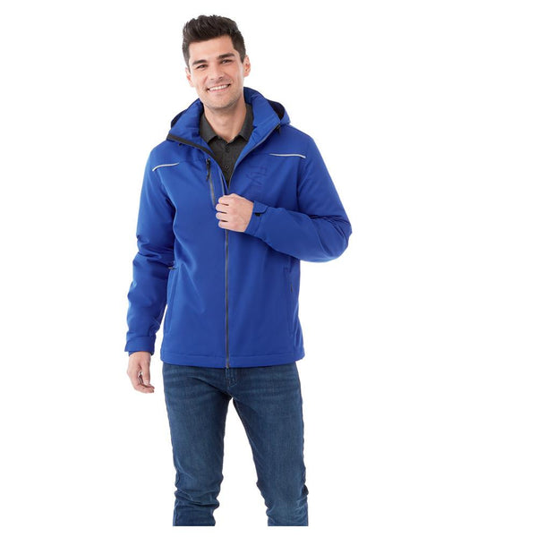 M-COLTON Fleece Lined Jacket