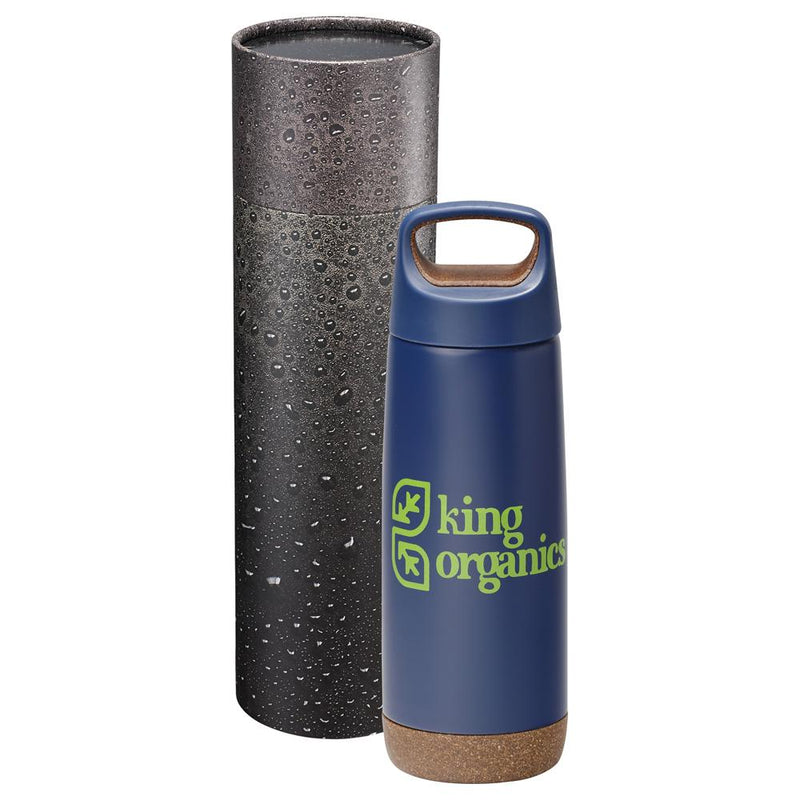 Valhalla Copper Bottle 20oz With Cylindrical Box