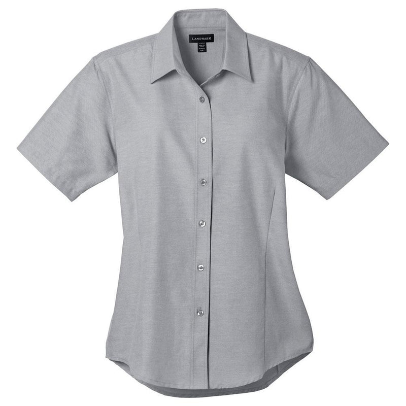 W-Lambert Oxford Short Sleeve Shirt