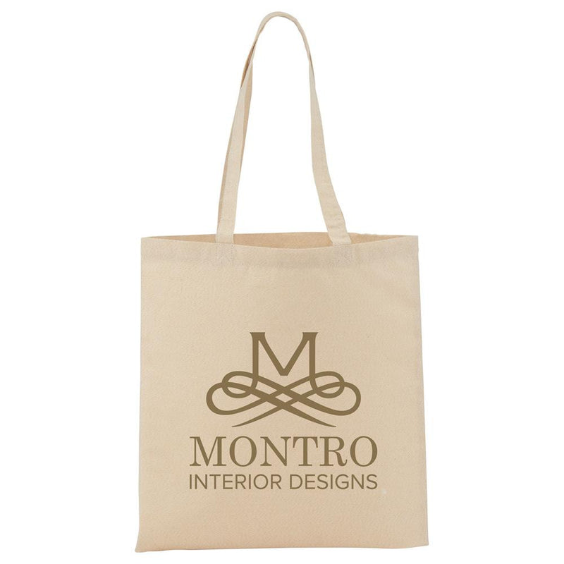Metallic Cotton 5oz Convention Tote