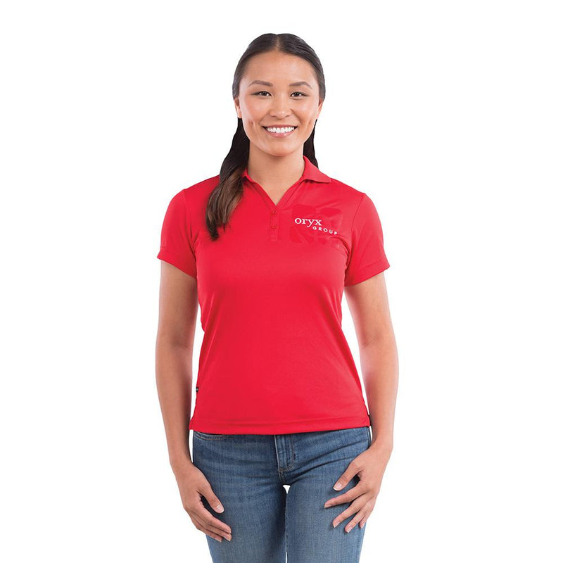 W-Moreno Short Sleeve Polo
