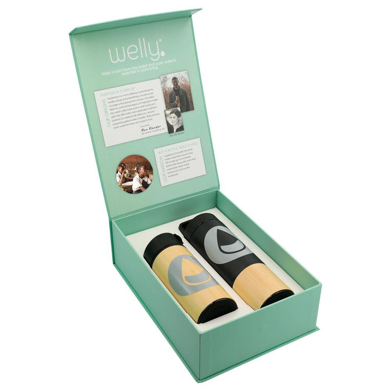 Welly Original & Traveler Bundle Set