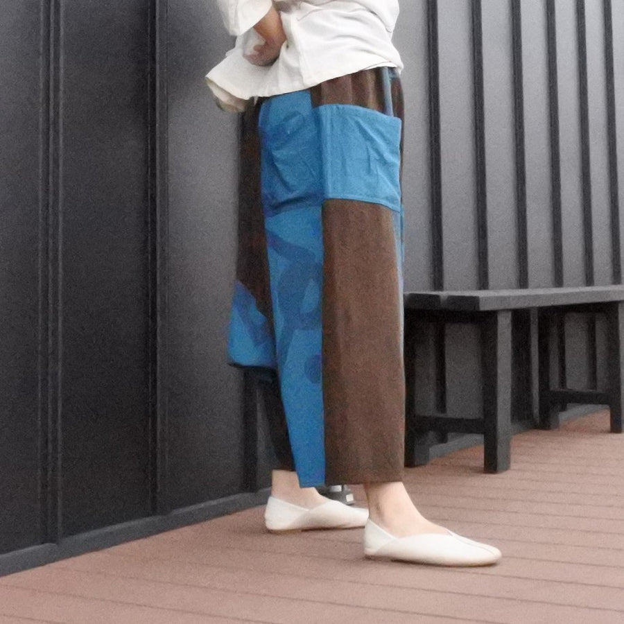 tamaki niime |tarun pants long cotton
