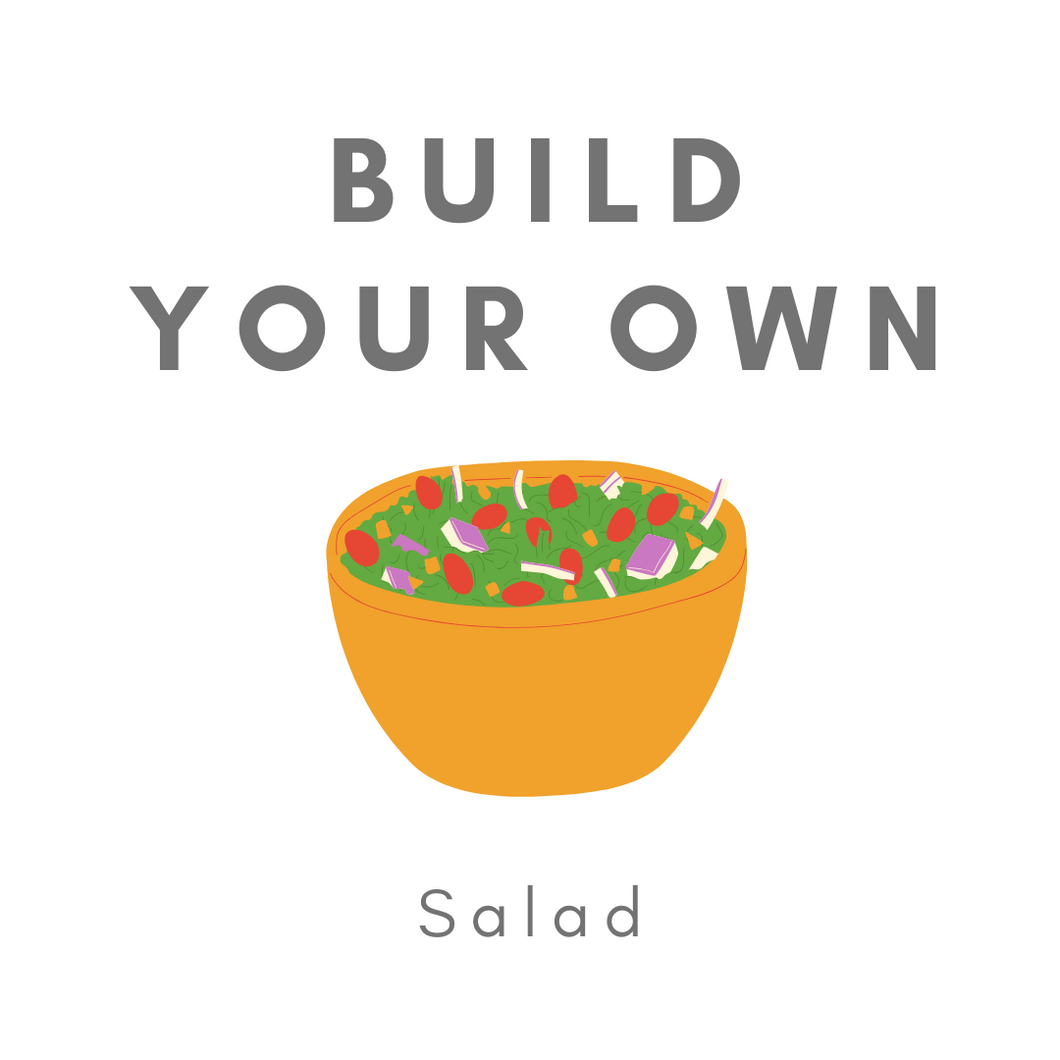 Build Your Own Box - Salad