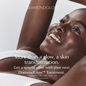 Purchase DiamondGlow™ Dermalinfusion Treatment and get an IPL Photo Rejuvenation FREE