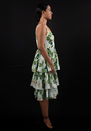Tropical Rainforest Dress