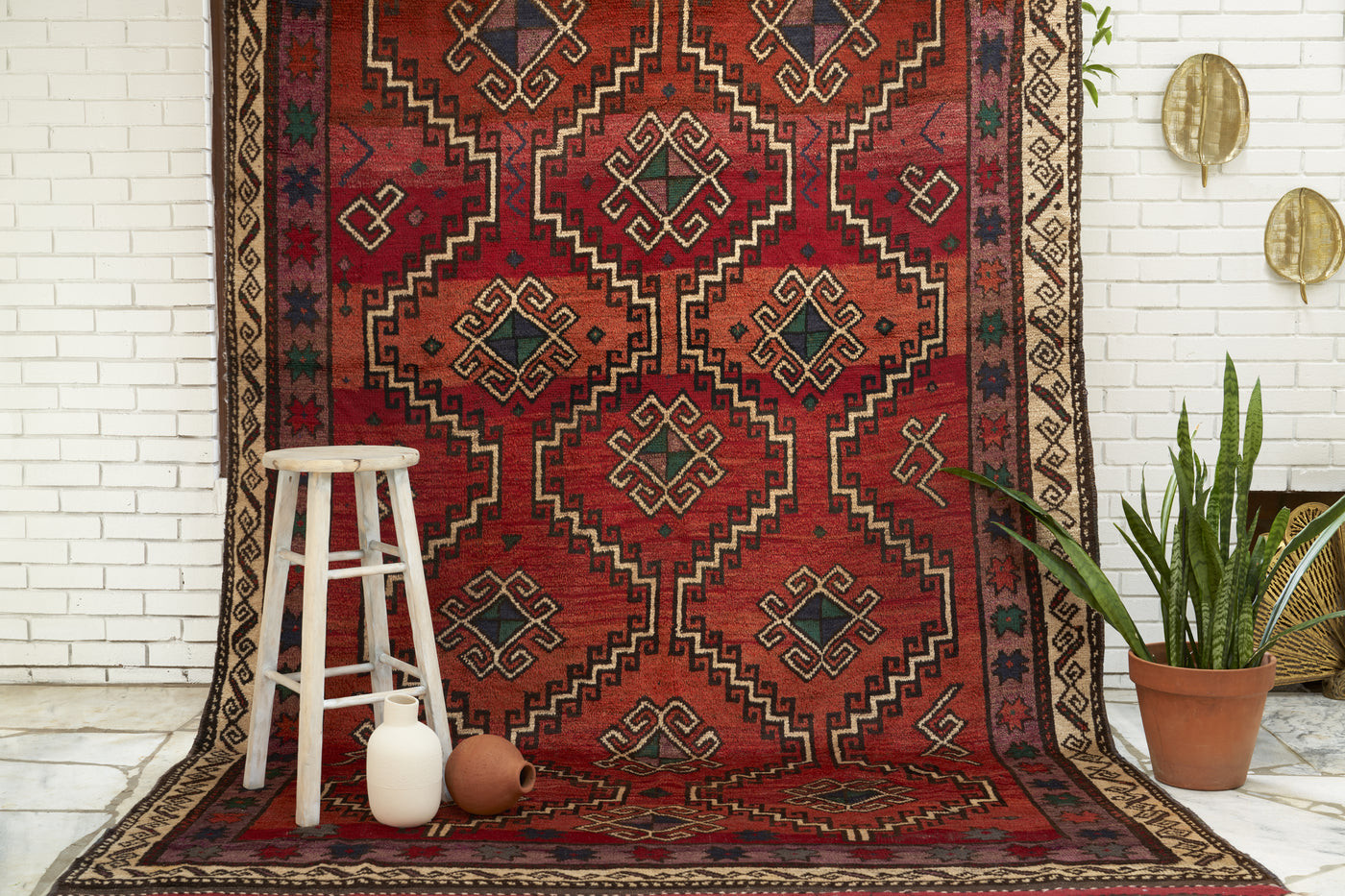 Vintage Persian and Turkish Rugs