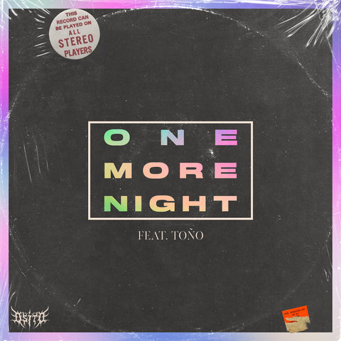 One More Night (feat. Toño) [Extended Mix] - Single