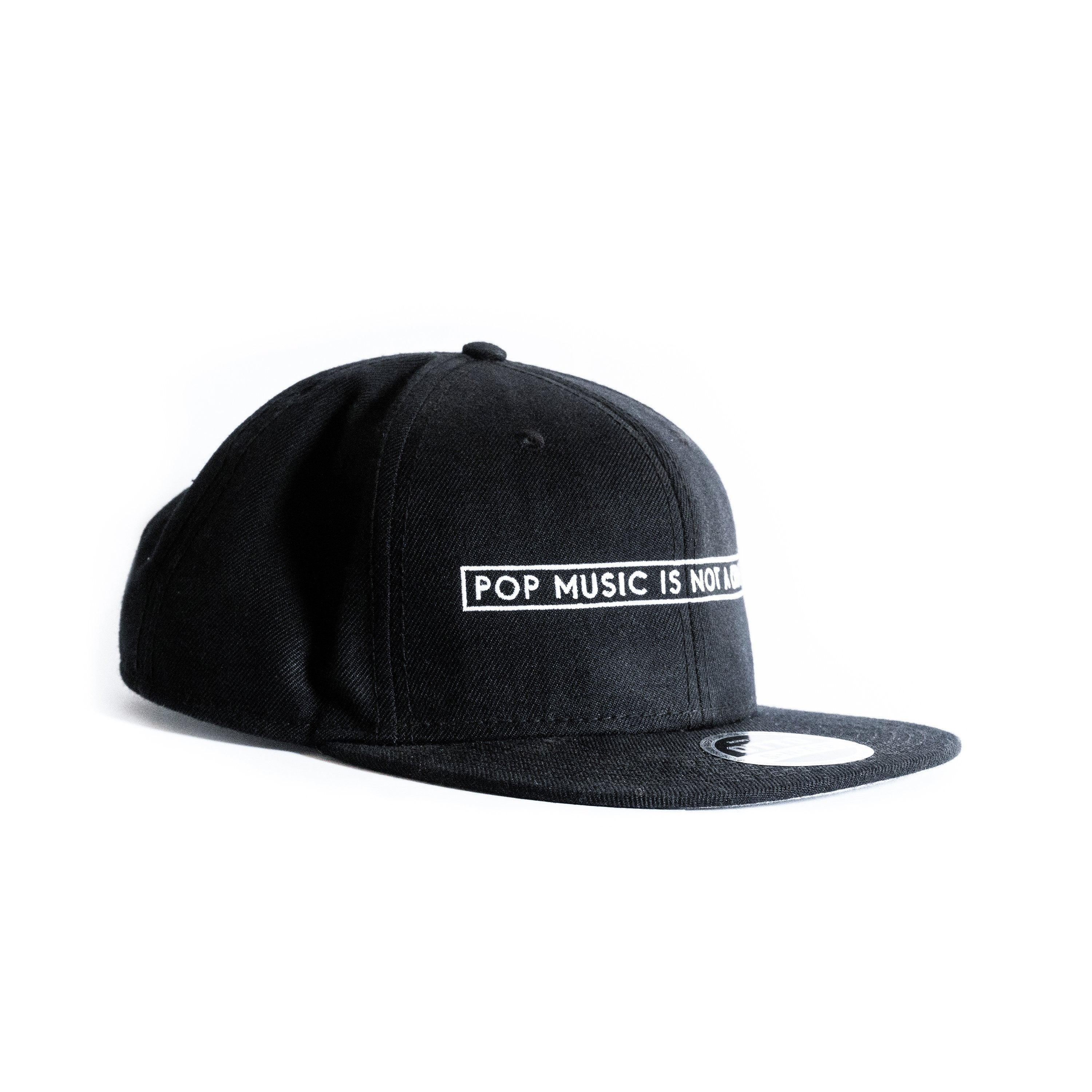 Pop Music Is Not A Crime Snapback