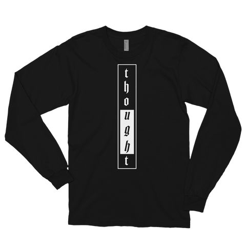 Tho(ugh)t | Long Sleeve Shirt