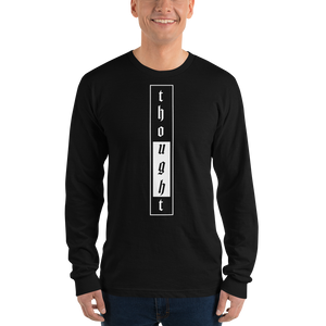 Tho(ugh)t | Long Sleeve Shirt - OSITO