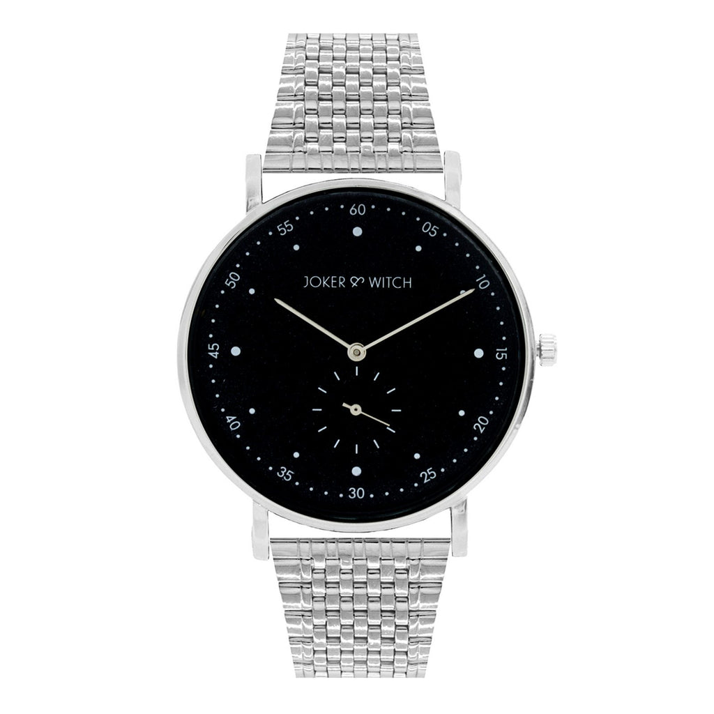 Drake Classic Silver Watch
