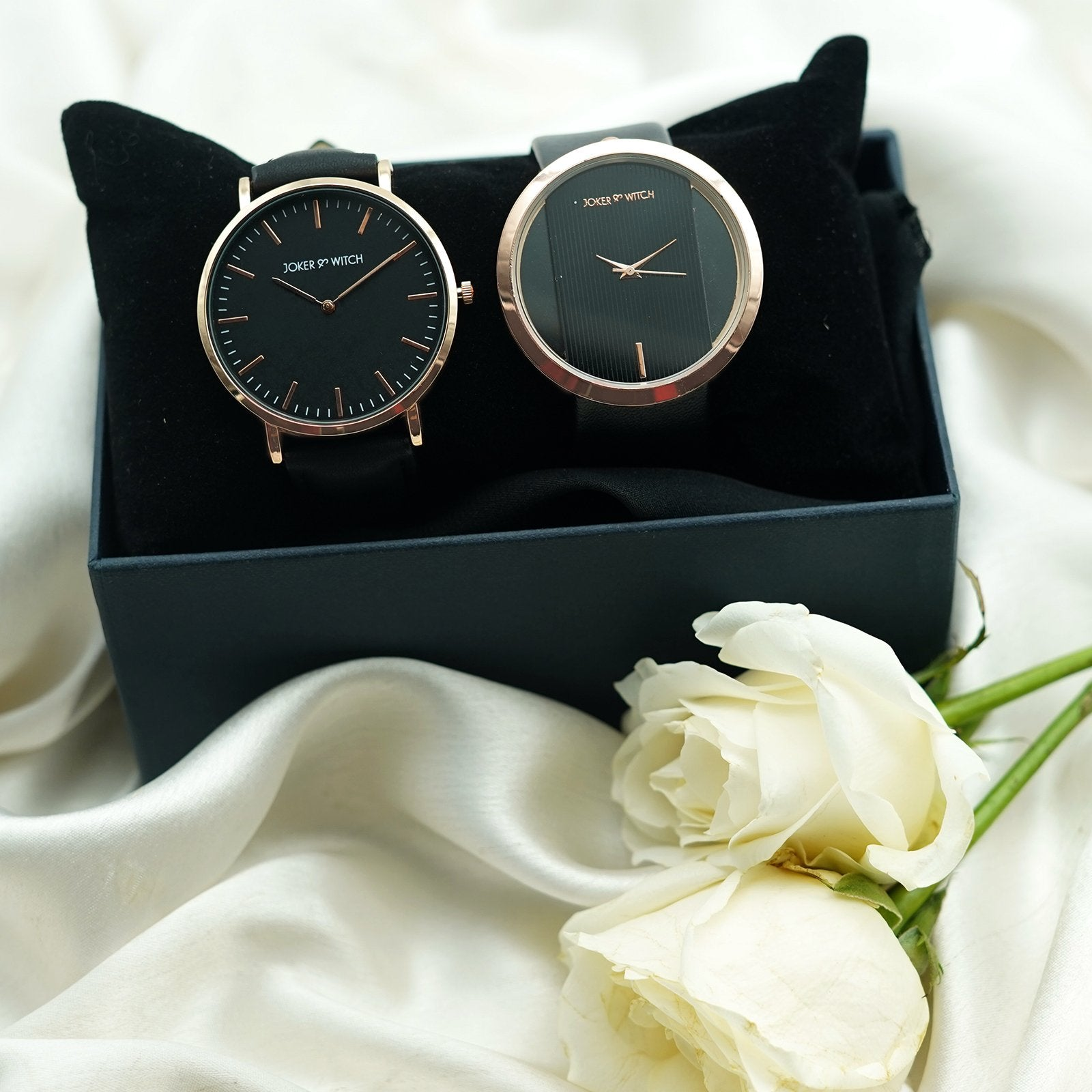Buffy & Angel Couple Watches