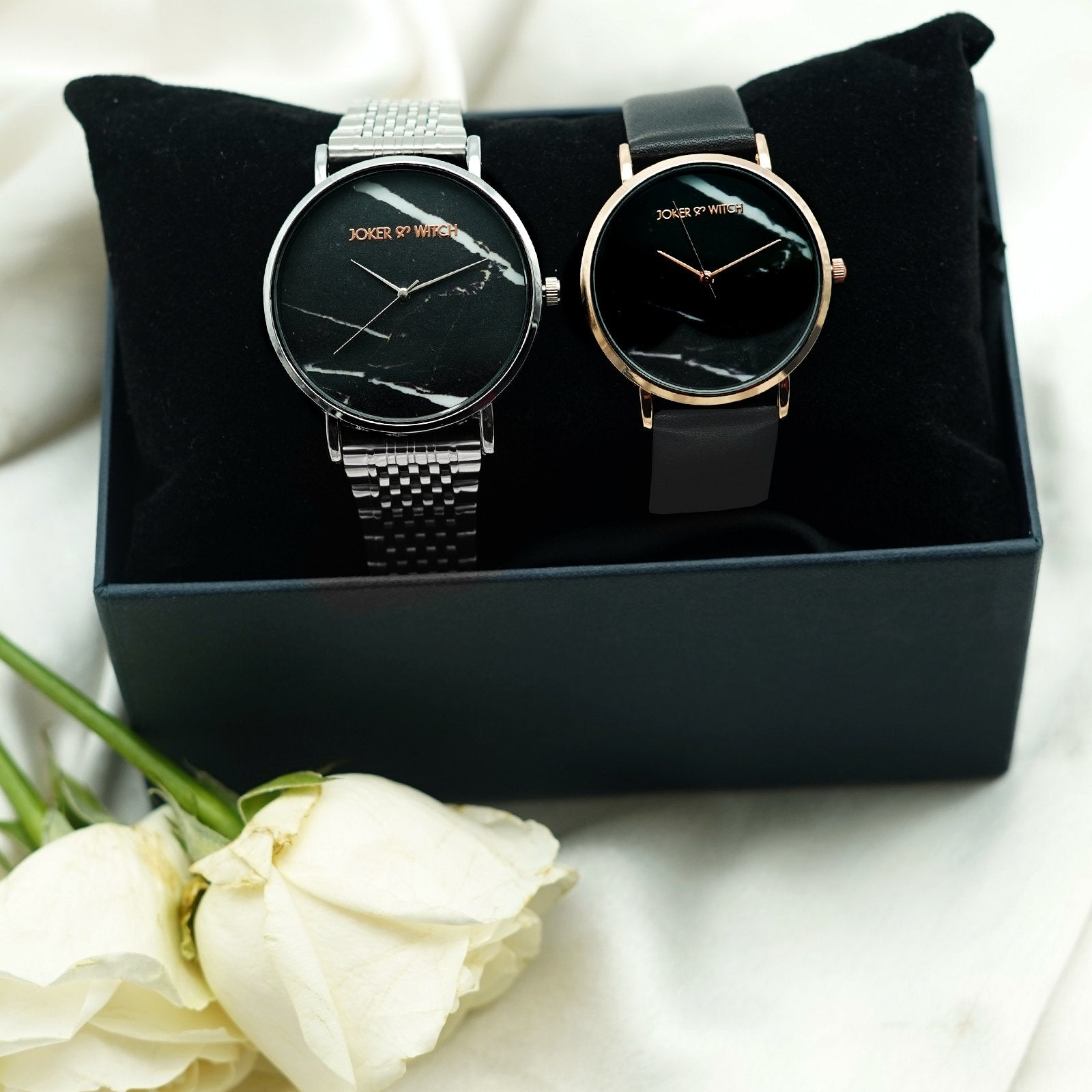 Jack & Kate Couple Watches