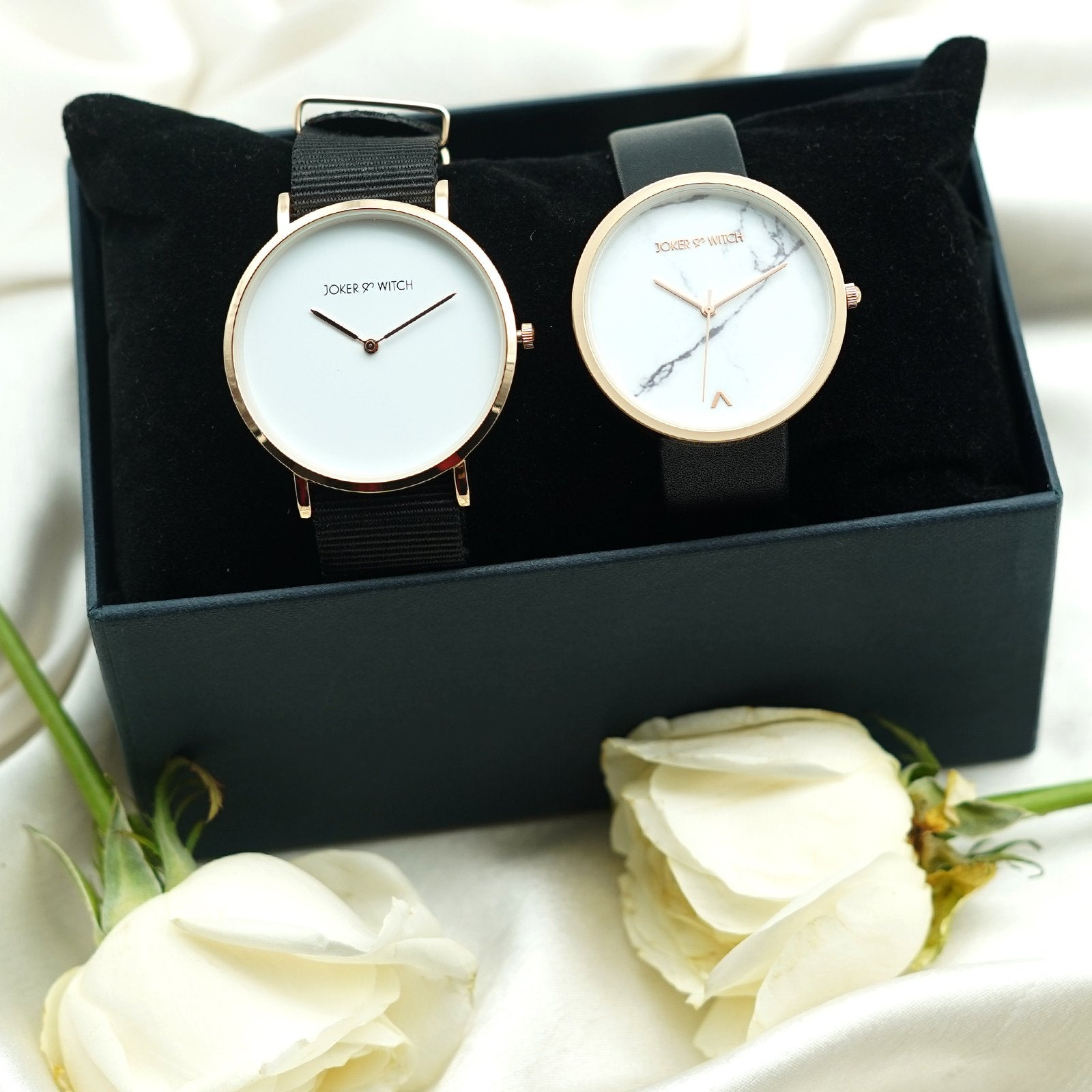 Zach & Kelly Couple Watches