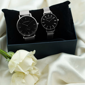Jamie & Landon Couple Watches