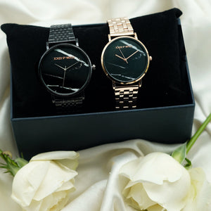 Fedderick & Anne Couple Watches