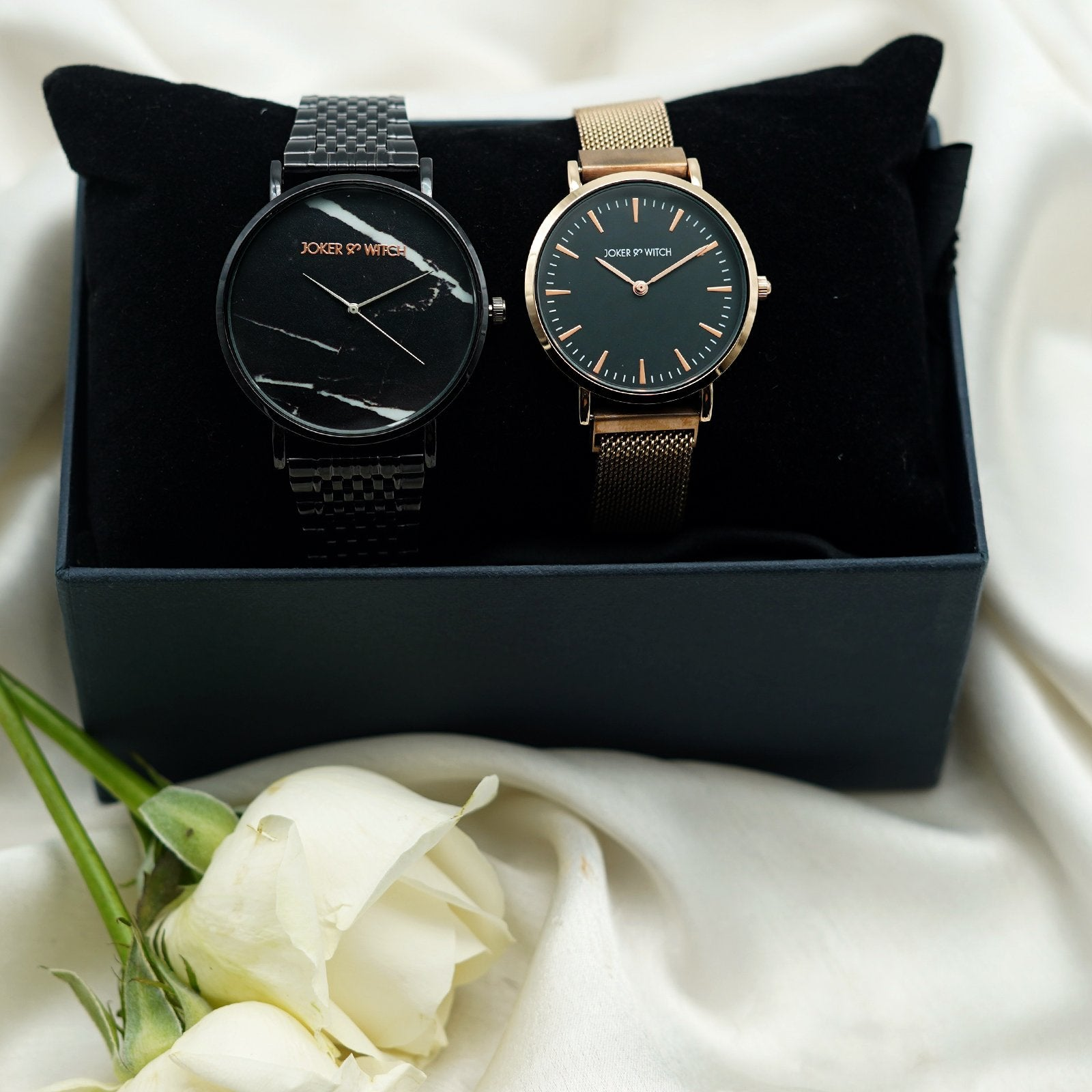 Jude & Conner Couple Watches