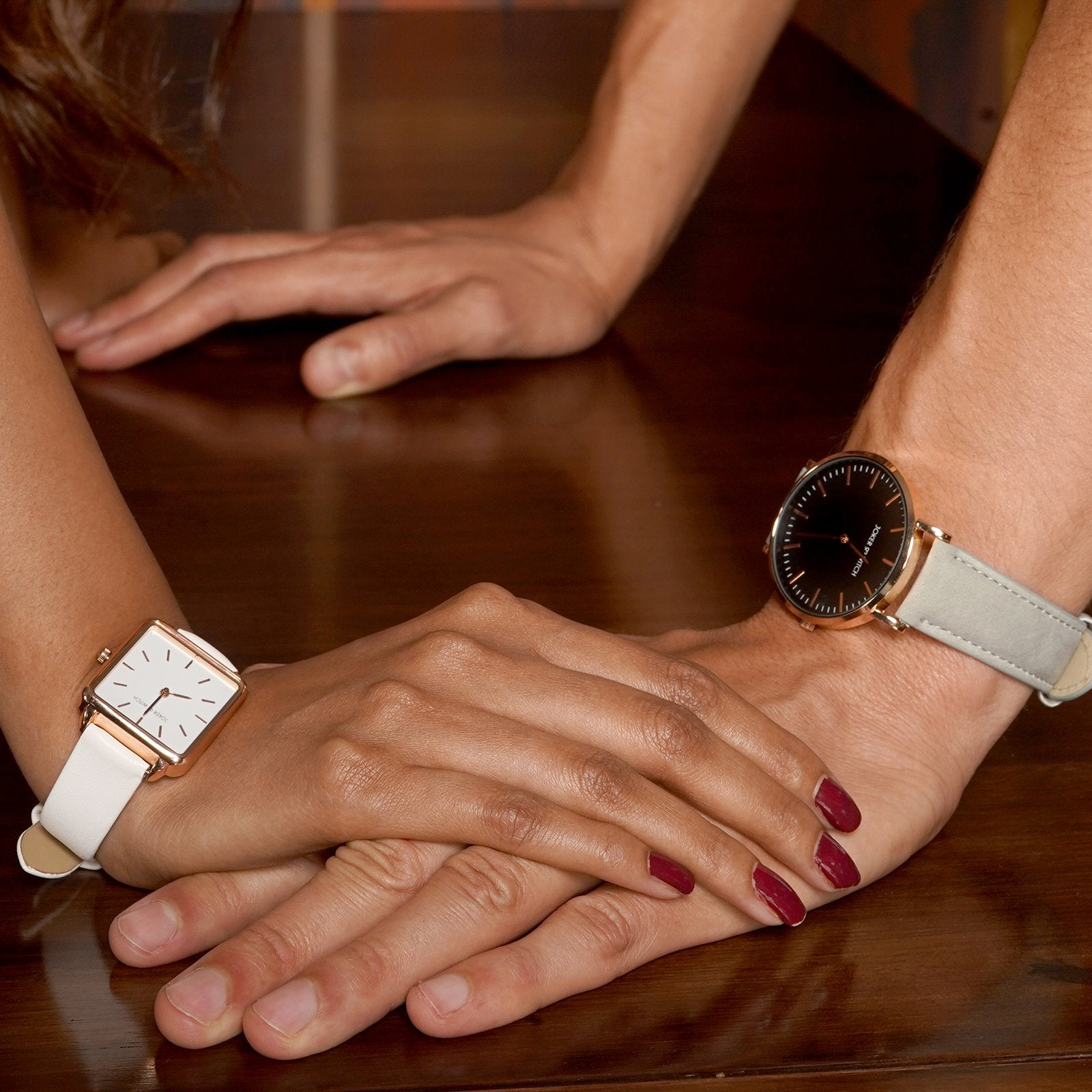 Steve & Laura Couple Watches