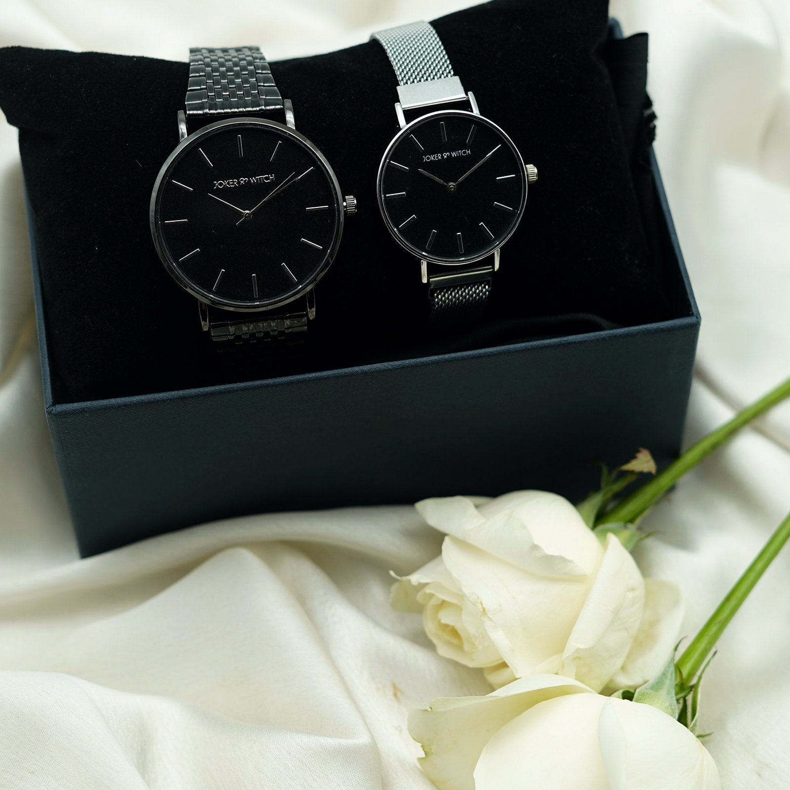 Michael & Jackie Couple Watches