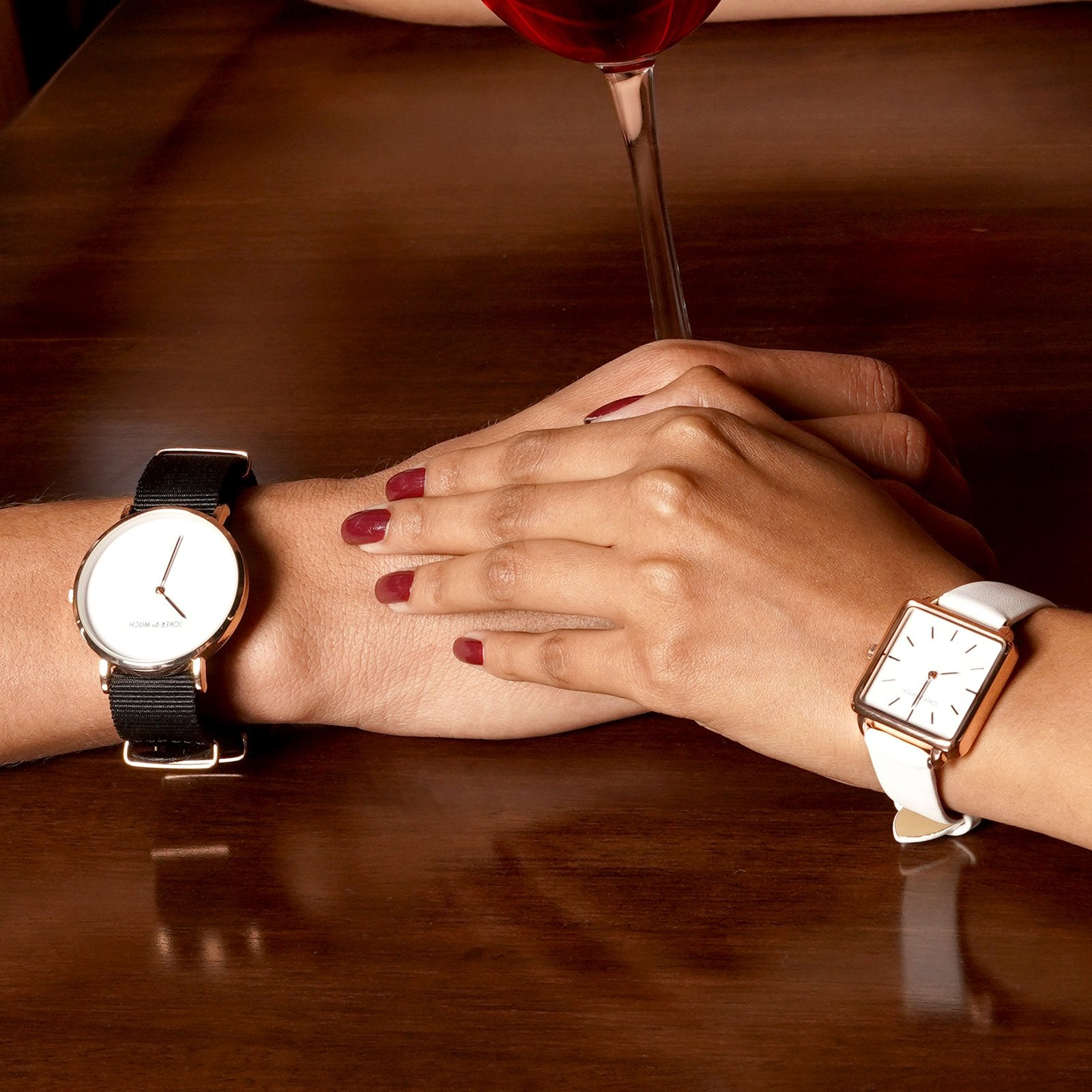 Char & Ella Couple Watches