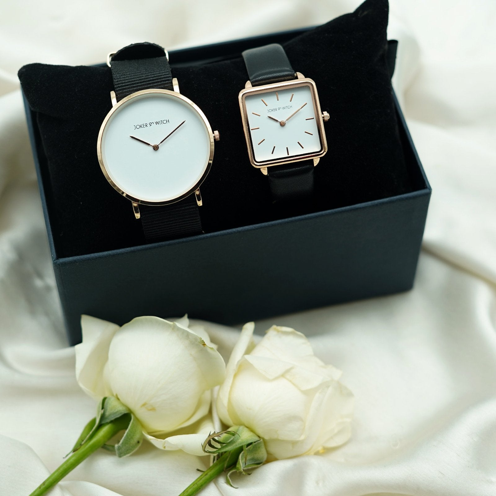Philip & Aurora Couple Watches