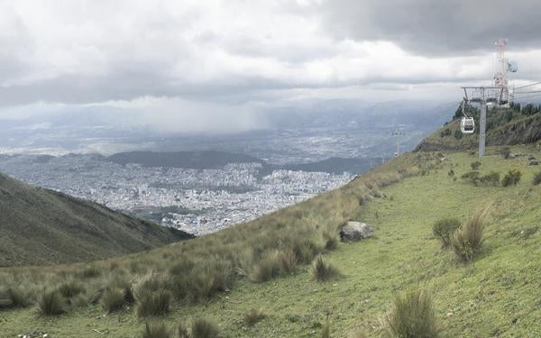 36 HOURS IN QUITO