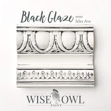 Load image into Gallery viewer, Black Glaze | Wise Owl Glaze