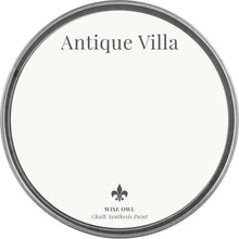 Load image into Gallery viewer, ANTIQUE VILLA | Vintage Off White | Wise Owl Chalk Synthesis Paint