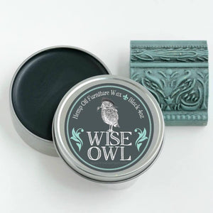 Black Hemp Oil Wax | Natural Furniture Wax