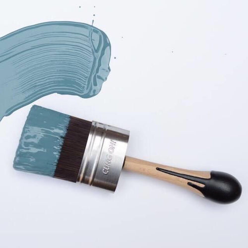 Cling On! Shorties | Short Handle Paint Brushes | Furniture Painting Brushes