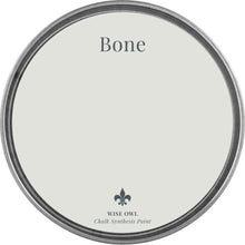 Load image into Gallery viewer, BONE | Palest Creamy Grey | Wise Owl Chalk Synthesis Paint