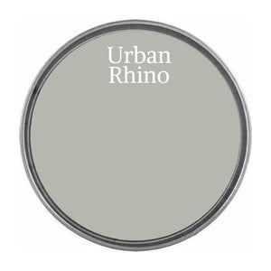 URBAN RHINO | Grey | One Hour Enamel Paint | Wise Owl